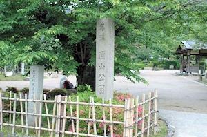 京都の円山公園