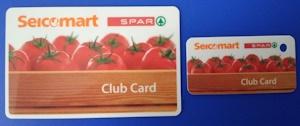 セイコーマートのクラブカード