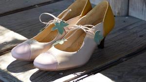 孝雄が作った雪野の靴