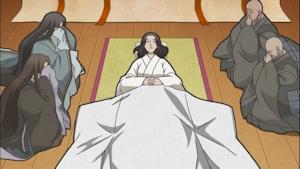 式子内親王が亡くなった