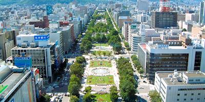 夏の大通公園