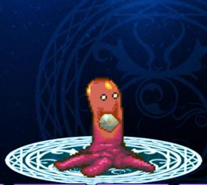 少し進化した触手皇