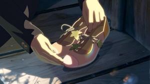 百香里のための靴
