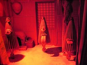 妖怪びっくり小屋の内部その2