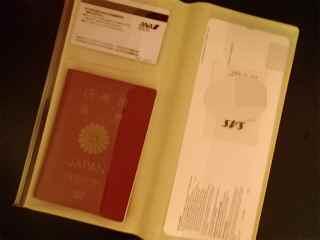 パスポートケース・トラベルオーガナイザー