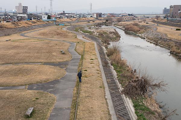 河原風景-1