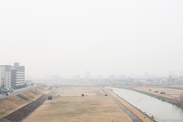 河原風景-2