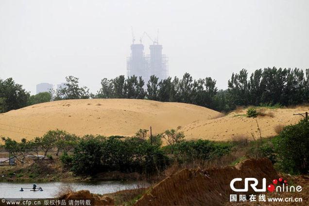 中国人工池
