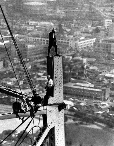 1958年7月東京タワー