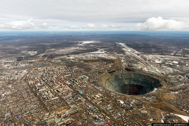 ミール鉱山