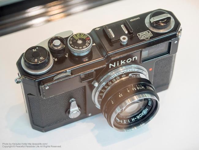 CP+2014 Nikonのレンジファインダーカメラ