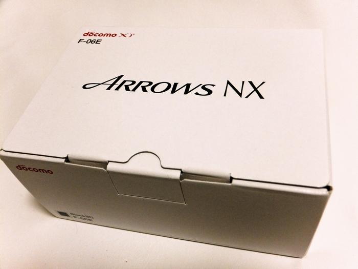 ARROWS F-06E