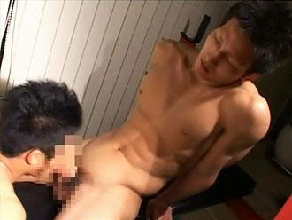 [男のプリケツ] ゲイ動画:S級サラブレッド体育会ケツ舐めケツ掘りダブルでGO !!