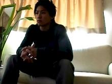 ゲイ動画:イケメン体育会AVシコシコッ筋肉隆々 !!