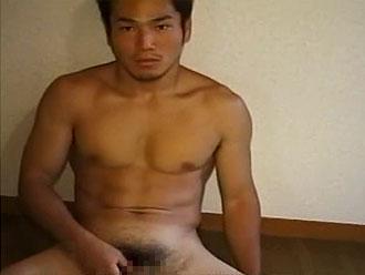 [男のプリケツ] ゲイ動画:フェロモンむんむん男前ガッチリラガーマン !! 好帥哥