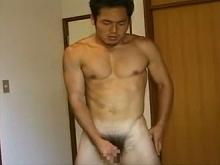 ゲイ動画:フェロモンむんむん男前ガッチリラガーマン !! 好帥哥