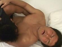 ゲイ動画:がっつりキスで感じる男の初体験 !! 好帥哥