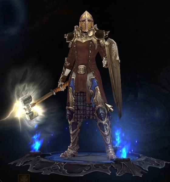 [Diablo3]クルセイダープレイ