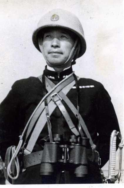 舞鶴鎮守府第二特別陸戦隊第二中隊長