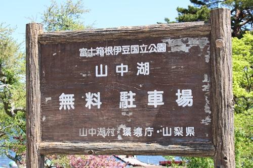 山中湖湖畔散策(旭ヶ丘公園・長池親水公園)
