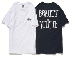 STUSSY × BEAUTY&YOUTH BY Tee