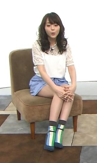 平野綾 短パン太ももキャプ画像(エロ・アイコラ画像)