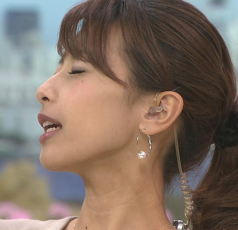 加藤綾子 エロい表情キャプ画像(エロ・アイコラ画像)