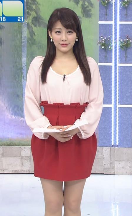 美馬怜子 ミニスカート (朝ズバッ 20140303)キャプ画像(エロ・アイコラ画像)