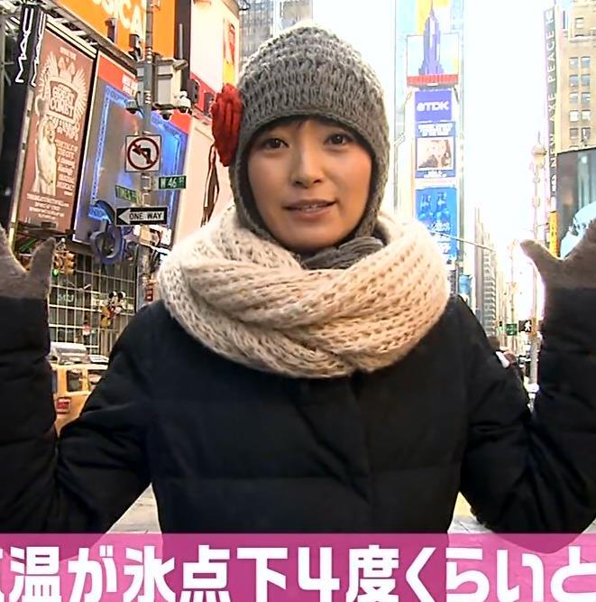 大江麻理子 ニット帽キャプ画像(エロ・アイコラ画像)