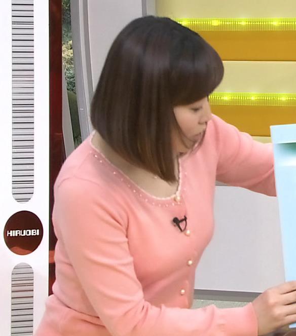 江藤愛 おっぱいが目立つキャプ画像(エロ・アイコラ画像)