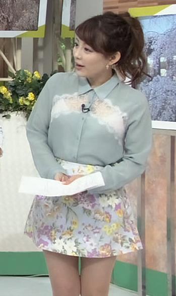 美馬怜子 ミニスカキャプ画像(エロ・アイコラ画像)