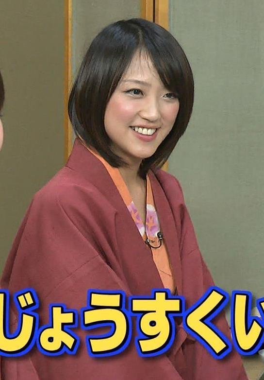 竹内由恵 旅館の浴衣姿キャプ画像(エロ・アイコラ画像)