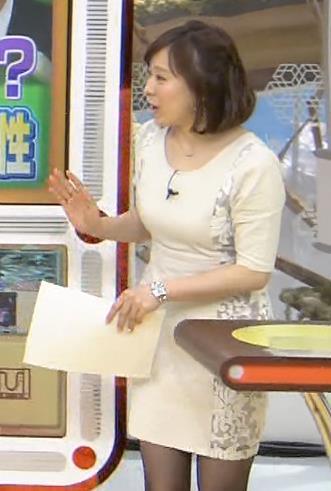 江藤愛 むっちり衣装キャプ画像(エロ・アイコラ画像)