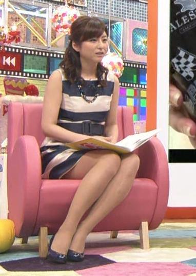 宇賀なつみ ミニスカートキャプ・エロ画像2