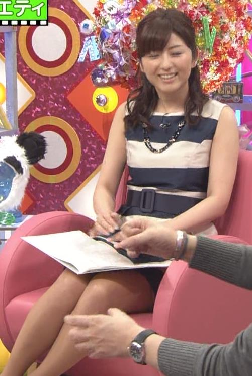 宇賀なつみ ミニスカートキャプ・エロ画像3