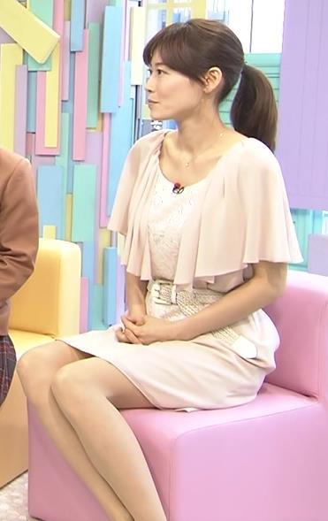 佐藤良子 ミニスカ美脚キャプ画像(エロ・アイコラ画像)