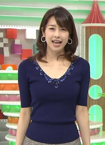 加藤綾子 巨乳キャプ・エロ画像4