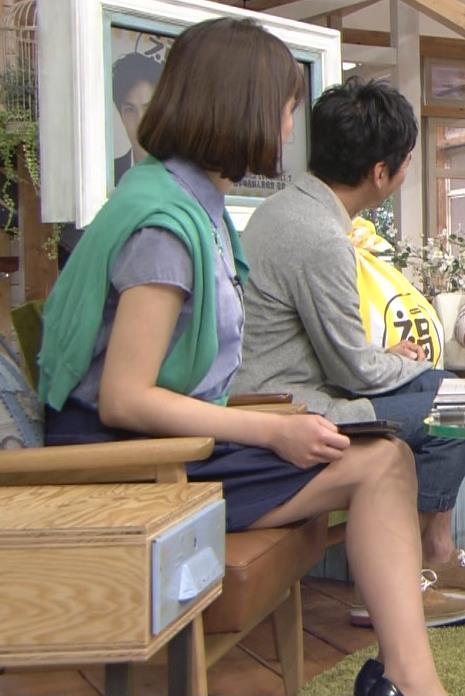 枡田絵理奈 ミニスカ美脚キャプ画像(エロ・アイコラ画像)
