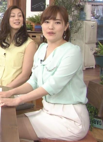 林みなほ 太ももキャプ画像(エロ・アイコラ画像)