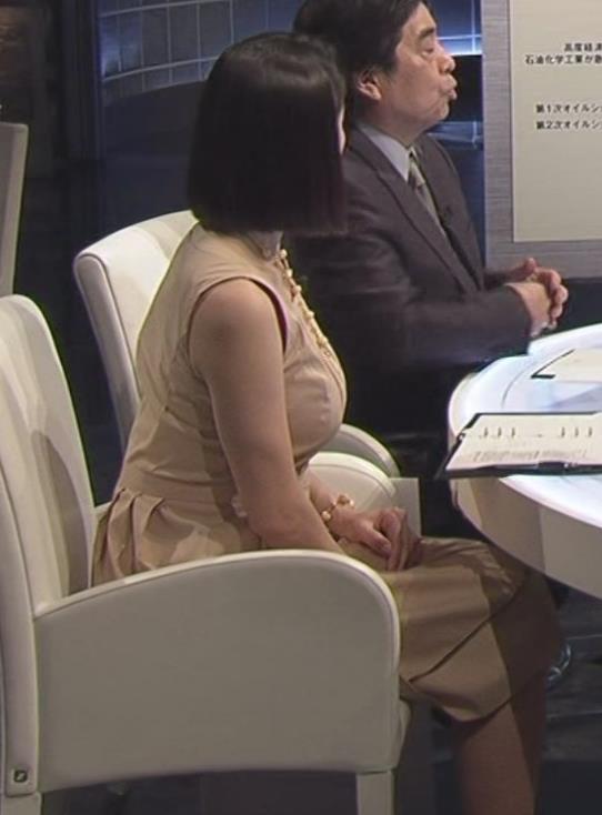 小池栄子 爆乳横乳キャプ画像(エロ・アイコラ画像)