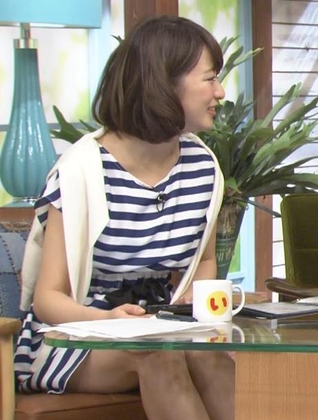 枡田絵理奈 太もも見えすぎ!キャプ画像(エロ・アイコラ画像)