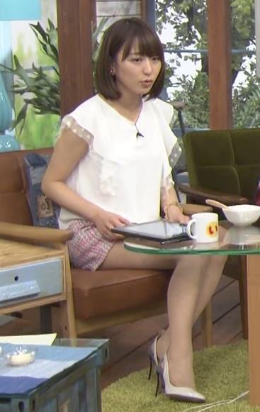 枡田絵理奈 美脚キャプ画像(エロ・アイコラ画像)