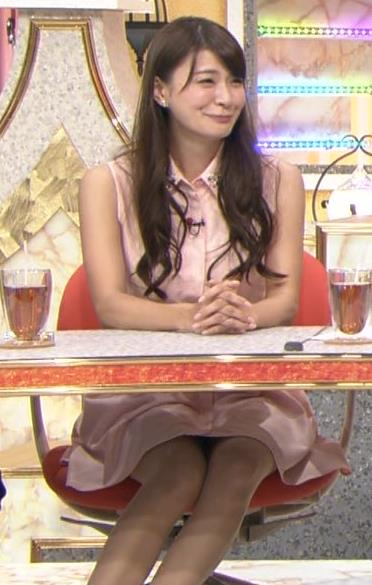 八田亜矢子 ミニスカのデルタゾーンキャプ画像(エロ・アイコラ画像)