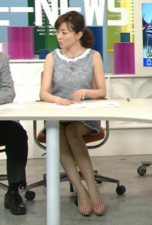 吉竹史 ミニスカのデルタゾーン(ニュースで英会話 20140513)キャプ画像(エロ・アイコラ画像)