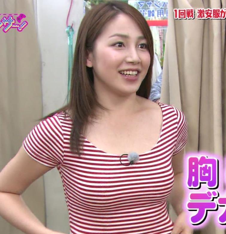 吉川友 巨乳のピチTキャプ画像(エロ・アイコラ画像)