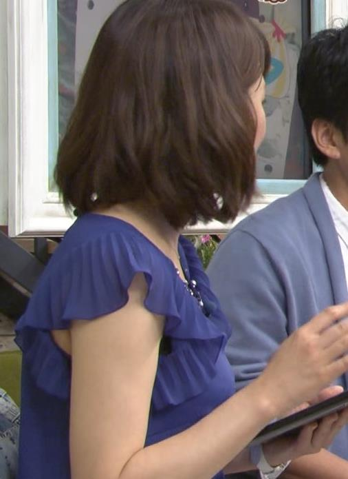 枡田絵理奈 横乳キャプ・エロ画像3