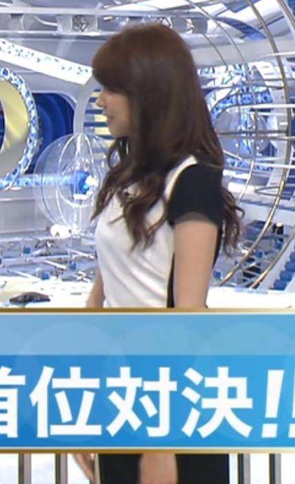 宮澤智 横乳キャプ画像(エロ・アイコラ画像)