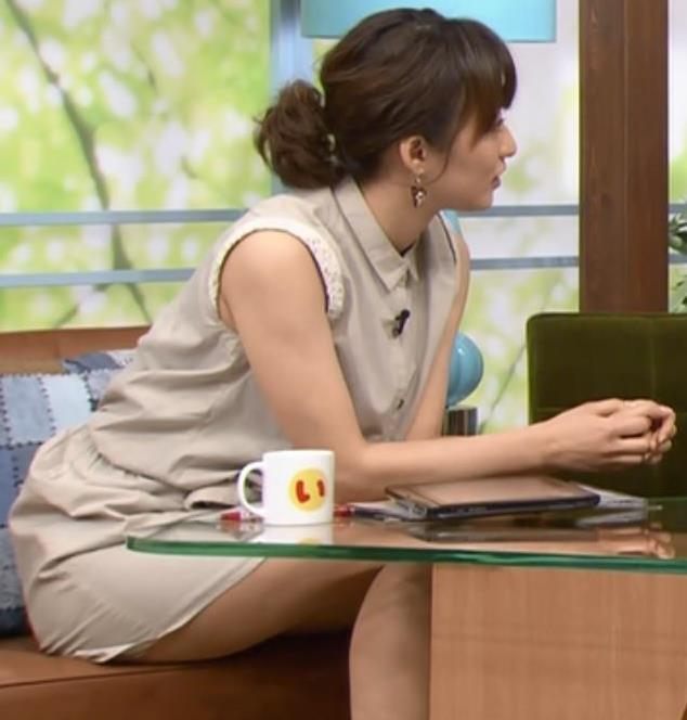 枡田絵理奈 前のめりでパンツ見えそうキャプ画像(エロ・アイコラ画像)