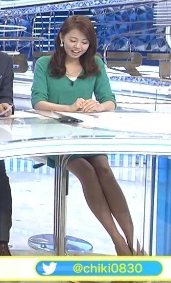 宮澤智 長くて細い美脚キャプ画像(エロ・アイコラ画像)
