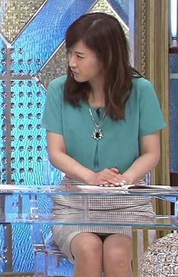 杉崎美香 ミニスカのデルタゾーン (20140611)キャプ画像(エロ・アイコラ画像)